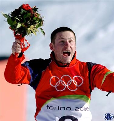 Radoslav Žídek, stříbrný olympionik