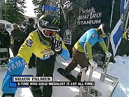 shawn palmer x games 11
