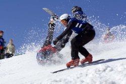mčr ve snowboardcrossu