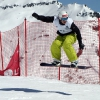 Chapelco SBX Training David Speiser GER