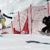 Chapelco SBX Training Impression Duel on course