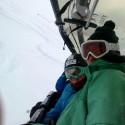 Evropský pohár v Breuil Cervinia aneb SBX žranice pod Matterhornem