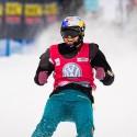 Evka Samková poprvé vyhrála závod světového poháru